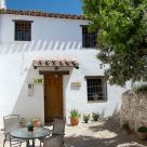 Holiday cottage with fireplace in Albacete