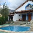 Holiday cottage at Albacete: El Olivar