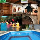 Holiday cottage near a river in Albacete