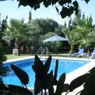 Holiday cottage with air conditioning in Alicante