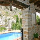 Holiday cottage with garden in Alicante