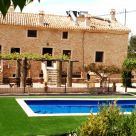Country A. Tourist Housing with patio in Alicante
