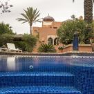Holiday cottage with patio in Almería