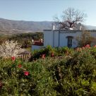 Holiday cottage with animal farm in Almería