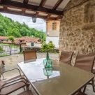 Holiday cottage at Asturias: Casa Rural La Carrozal