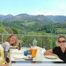 Vivienda T. Vacacional con granja animales en Asturias