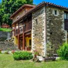 Holiday cottage with shop in Asturias