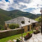 Rural apartment with whirlpool shower in Asturias