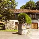 Holiday cottage with fireplace in Asturias