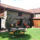 Holiday cottage with room tv in Asturias