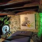 Holiday cottage with whirlpool shower in Asturias