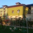 Holiday cottage with playground in Asturias