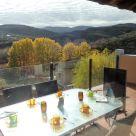 Casa rural con chimenea en Ávila