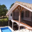 Holiday cottage near of Narrillos de San Leonardo: El Pinarcillo de Gredos