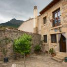 Holiday cottage with animal farm in Ávila