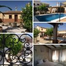 Holiday cottage with sports facilities in Badajoz