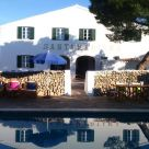 Holiday cottage with playground in Baleares