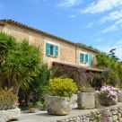 Rural hotel with lunches-dinners in Baleares