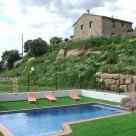 Holiday cottage at Barcelona: Cal Viudet Vell