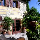 Holiday cottage with fireplace in Burgos