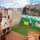 Holiday cottage with playground in Burgos