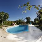 Holiday cottage with playground in Cáceres