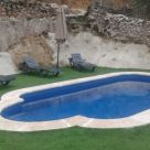 Holiday cottage with internet in Cáceres