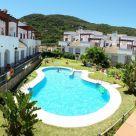 Casa rural con piscina en Cádiz
