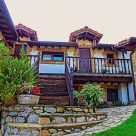 Holiday cottage with playground in Cantabria