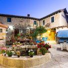 Casa rural con chimenea en Cantabria