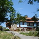 Inn near snowshoe in Cantabria