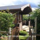 Cabaña - Bungalow cerca de Medio Cudeyo: Cabañas Rústicas de Cabárceno