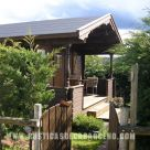 Cabaña - Bungalow en Cantabria: Cabañas Rústicas de Cabárceno
