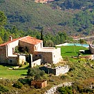 Holiday cottage at Castellón: Mas de Castellmont