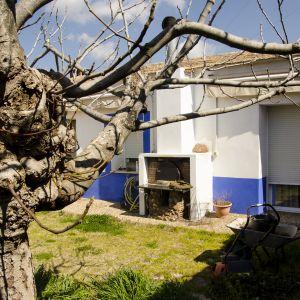 Casa del t o enhebra for Planimetrie della casa del cottage