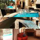 Casa rural con chimenea en Córdoba