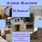 Holiday cottage at Cuenca: El Romeral