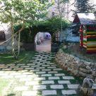 Casa rural cerca de Vellisca: Jardín de San Bartolome