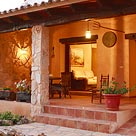 Holiday cottage at Cuenca: El Vallejo