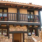 Rural apartment for bike riding in Cuenca