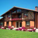 Casa rural con chimenea en Gipuzkoa
