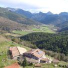 Casa rural con biblioteca en Girona