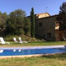 Holiday cottage at Girona: Can Sisó