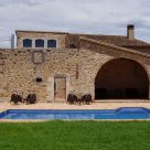 Holiday cottage at Juià: Mas Trobat