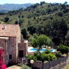 Holiday Housing at Girona: Can Besa
