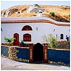 Casa Cueva cerca de Alpujarra de la Sierra: Cueva Buena Vista