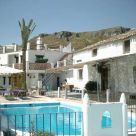 Country A. Tourist Housing at Granada: Cortijo del Norte