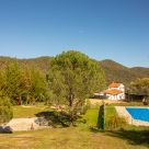 Holiday cottage at La Nava: Finca Huezna