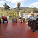Casa rural con piscina en Huelva