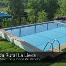 Country A. Tourist Housing at Huelva: La Lieva